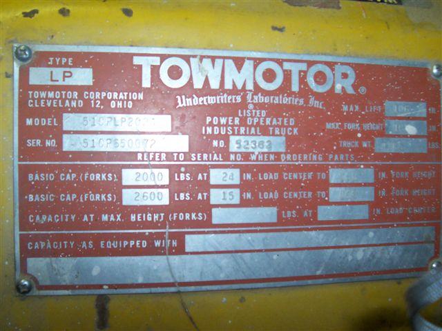 2014 Towmotor Autos Post