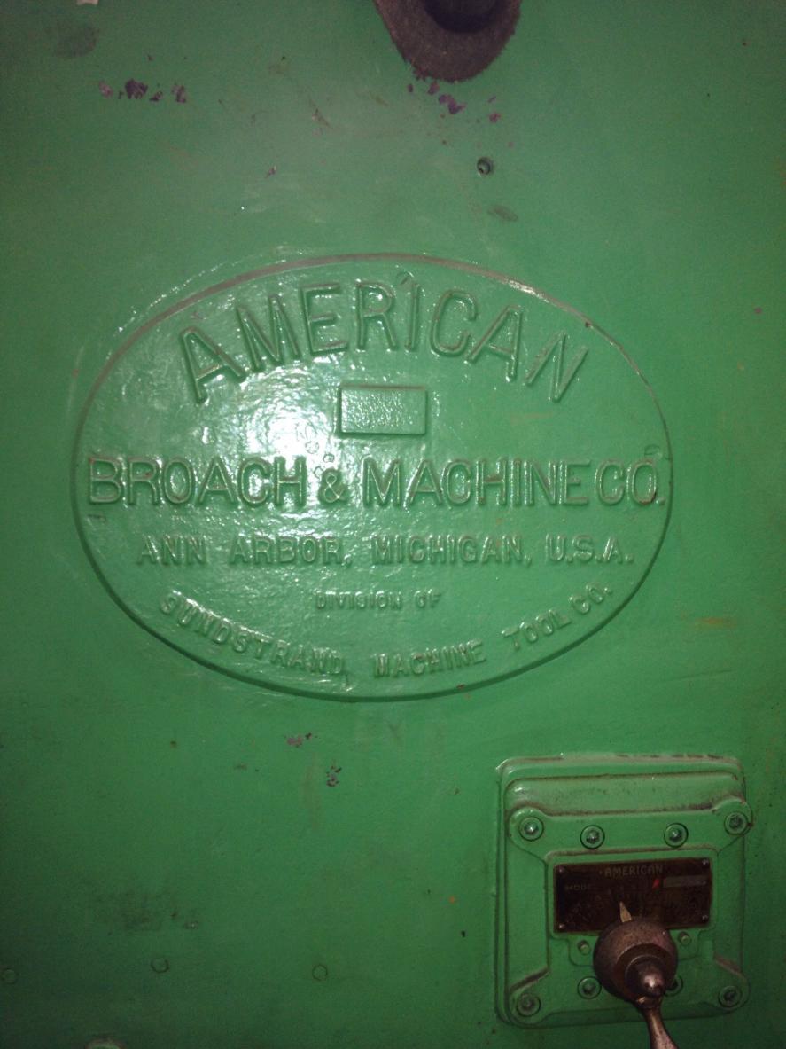 american machine co