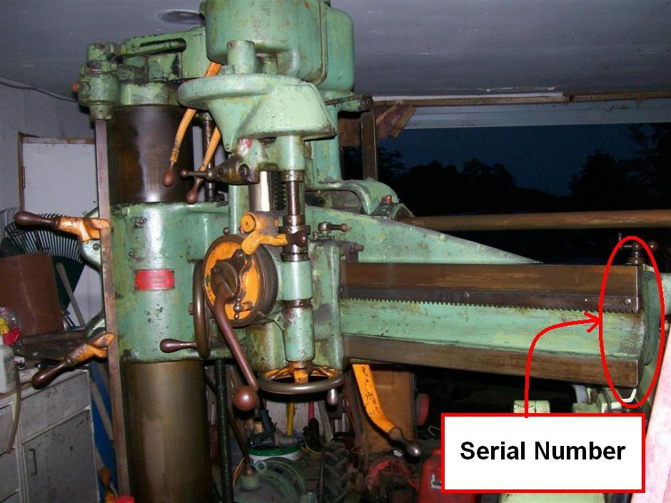 cincinnati bickford radial arm drill rh practicalmachinist com cincinnati bickford radial arm drill press manual cincinnati bickford radial arm drill manual