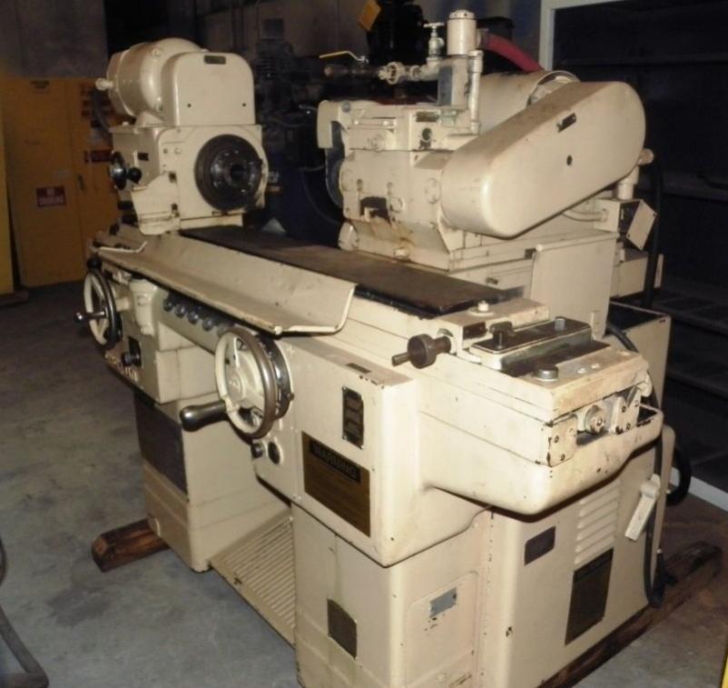 cincinnati 10 x 24 universal hydraulic grinding machine rh practicalmachinist com