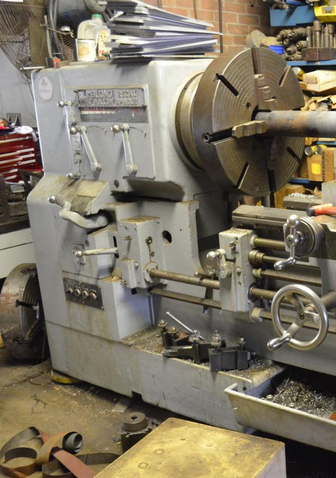What Is Gear Ratio >> Metric threading info needed fo a big LeBlond Regal lathe