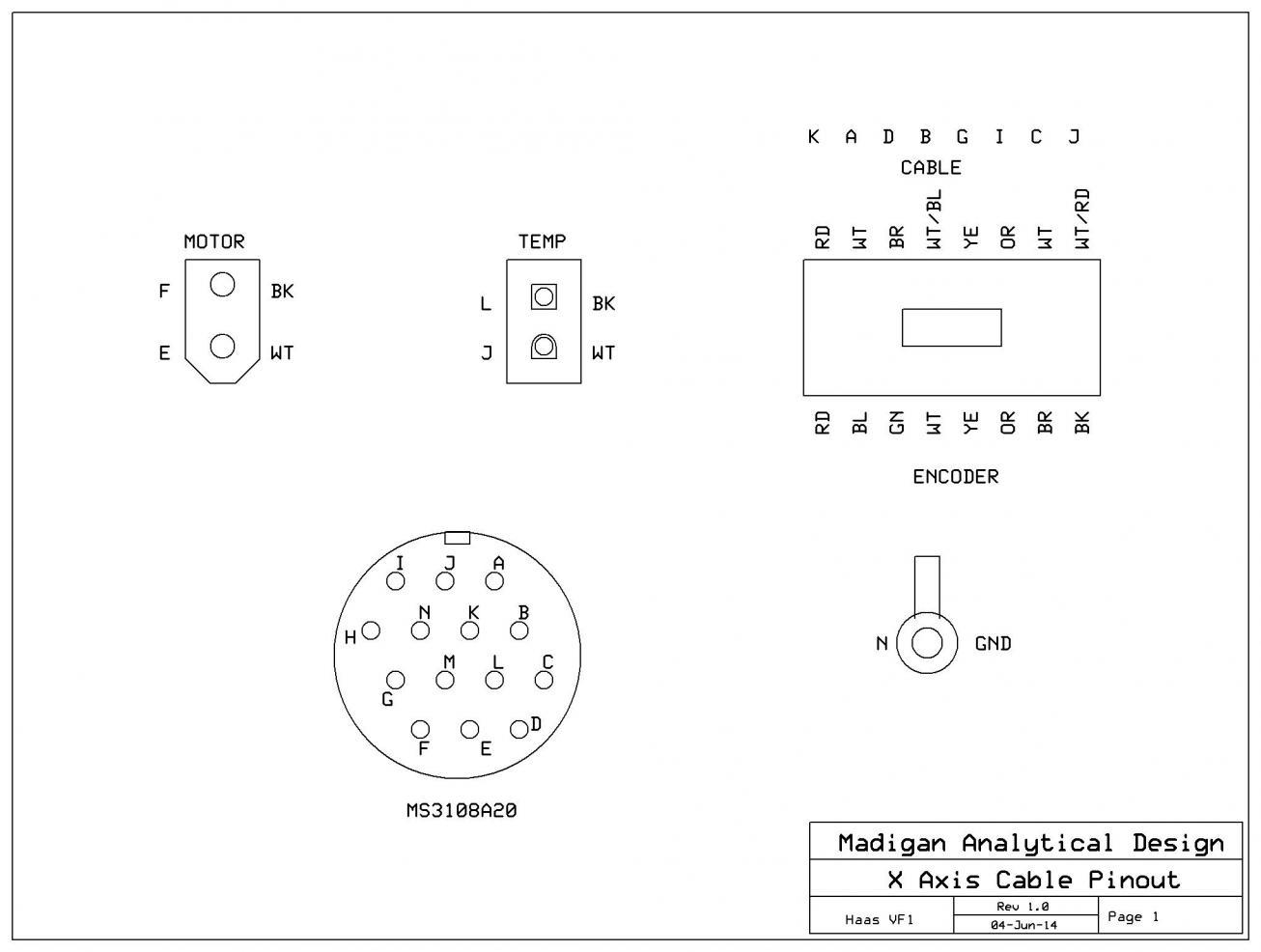 haas encoder wiring diagram wiring library. Black Bedroom Furniture Sets. Home Design Ideas
