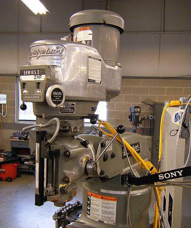 Haas Automation TM1 Tool Room CNC Mill