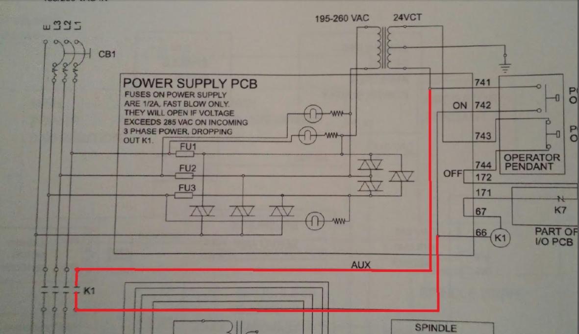 Haas Wiring Diagram   Wiring Schematic Diagram on