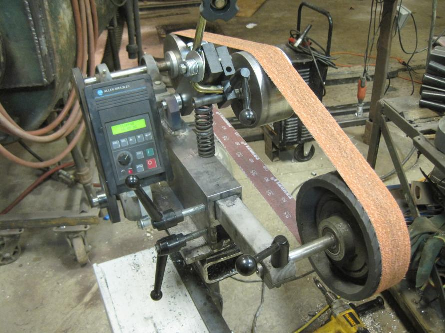 Multi Grinder Buffer Disc Sander Belt Grinder Design
