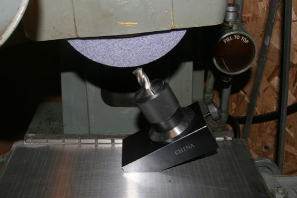 Harig Air-Flo End Mill sharpener Setup and Sharpening Manual