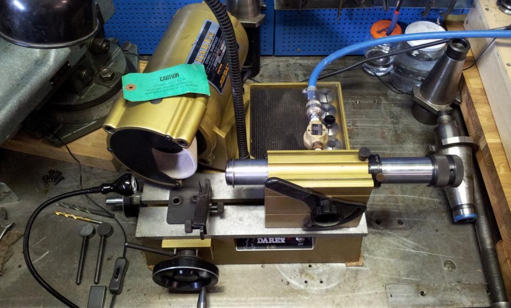 Darex E90 End Mill Grinder