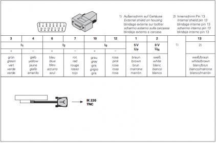 heidenhain ls486c pinout rh practicalmachinist com Heidenhain Encoder RCN 223 16384 Heidenhain Encoder Microscope