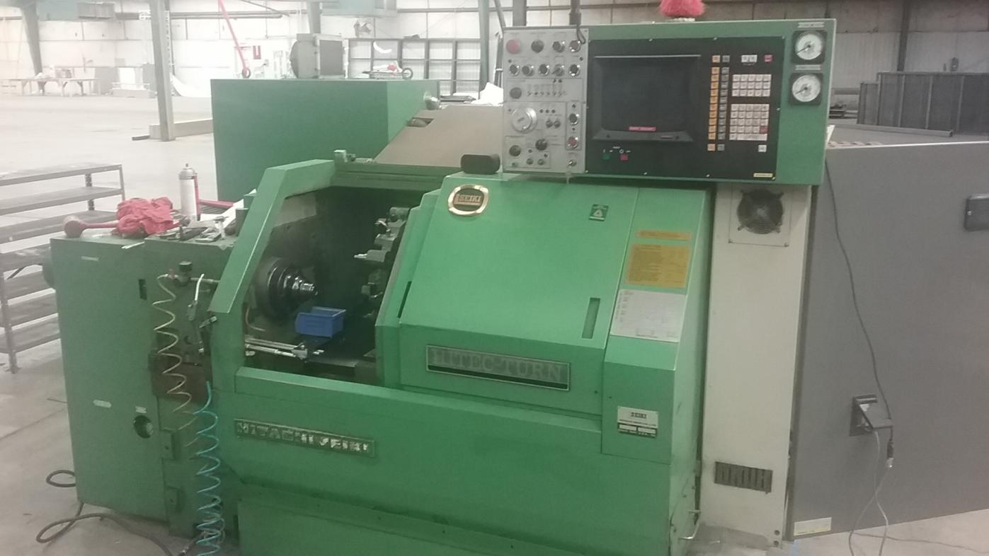 need help anyone hava a hitachi seiki ht 20 w fanuc 3t f rh practicalmachinist com Hitachi Seiki Mills Hitachi Seiki CNC Parts