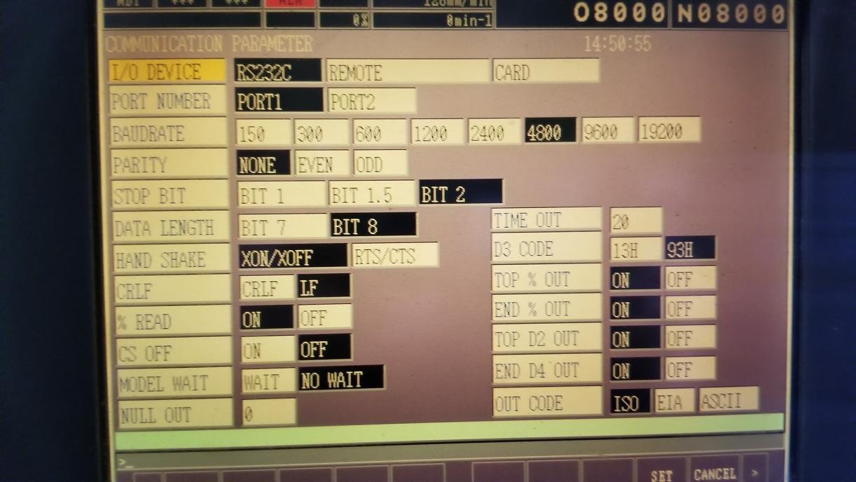 Dmg Mori Alarm Codes
