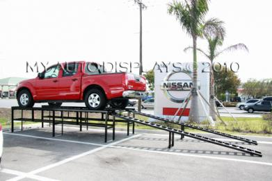 OT -Building own car service ramp for work vehicle - what height ...
