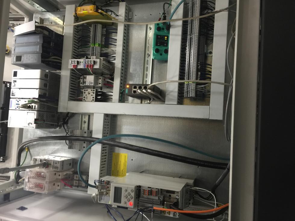 Robot integration by a newbie