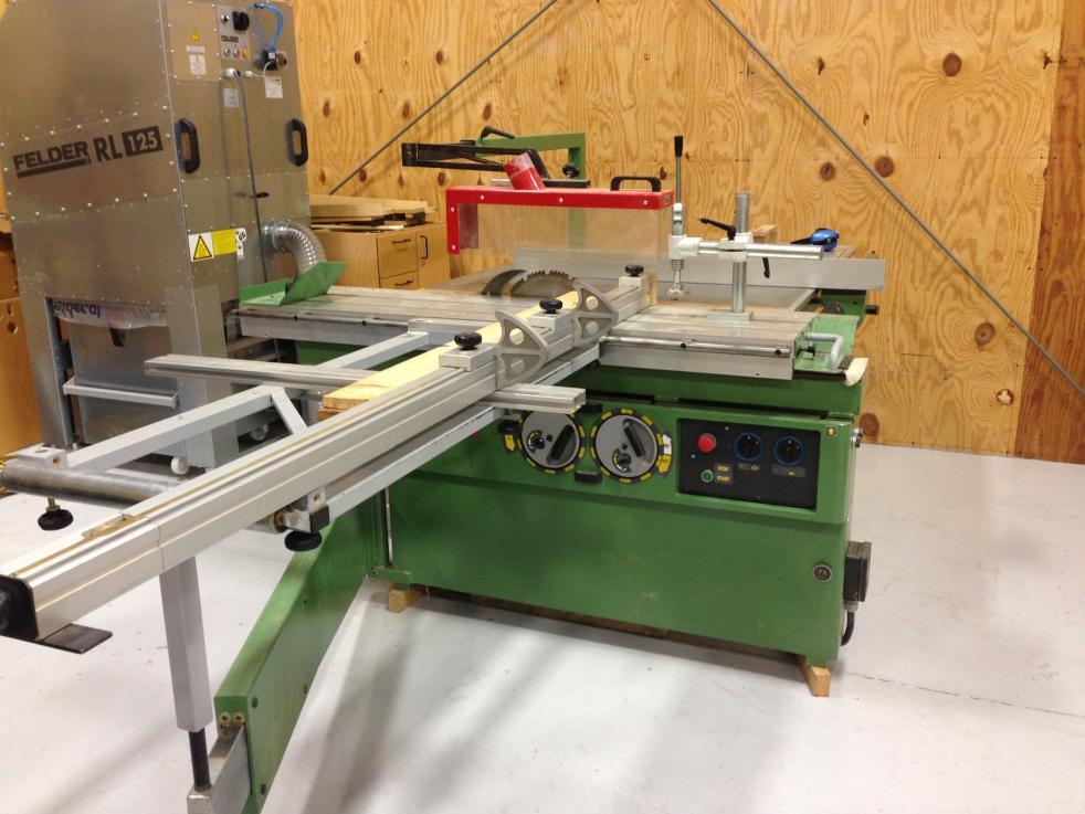 robland x 31 rh practicalmachinist com Felder Sliding Table Saw Mini Max Sliding Table Saw