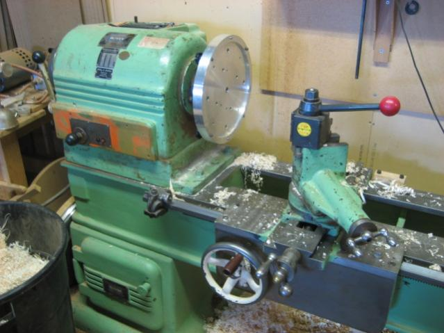 Show us your lathe! Or your cool turning solutions!