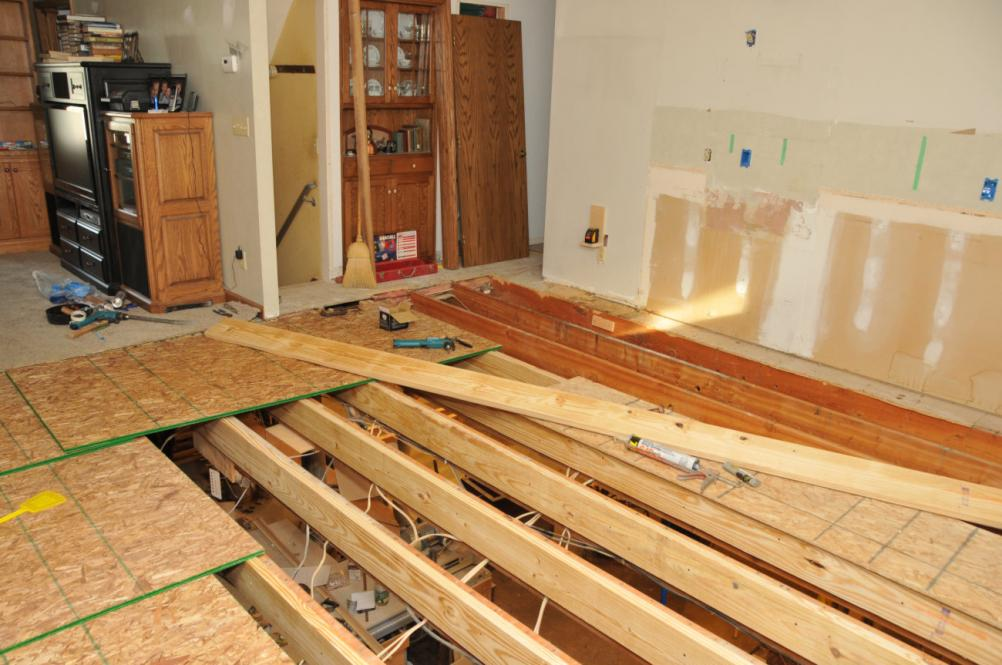 Running Electrical Wiring In A House