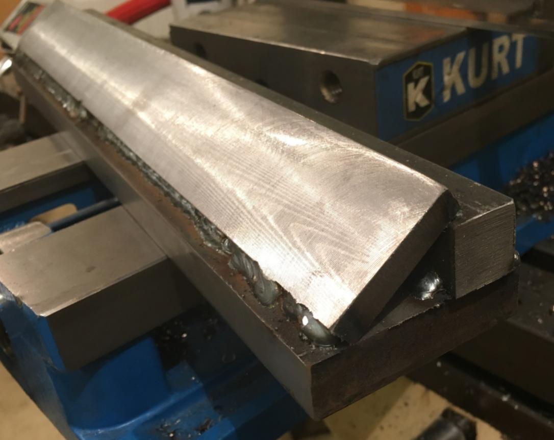 Surface Grinder Planer Blade Sharpening