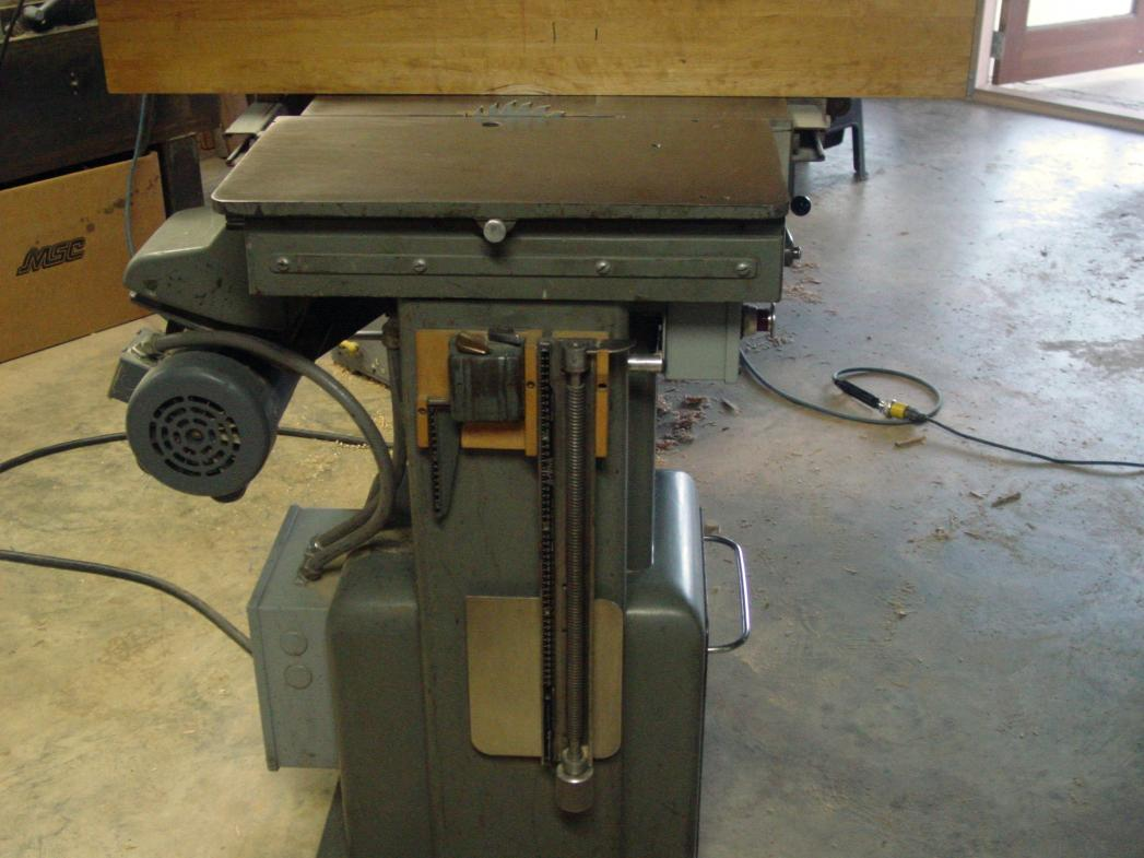 Ultimate 10 Inch Tablesaw Page 5