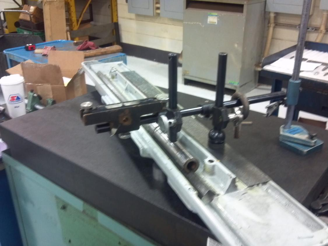 Grinding Table And Ways Without Scraping