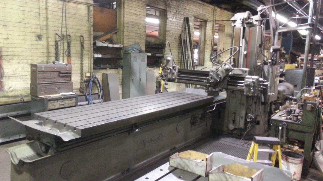 Spring Grove Mn >> Where are all the Metal Planers around North America