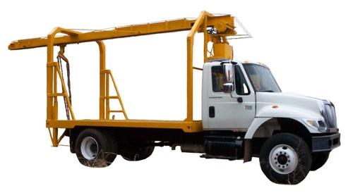 Flatbed Forklift Combo