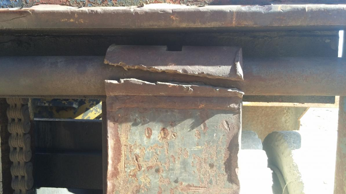 How Hard Are Brakes To Repair On A Yard Forklift