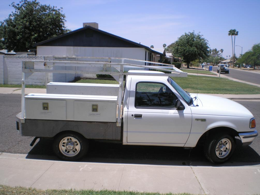 Build A Ford Truck >> OT- 'Hot Shot' truck bed - what's the point?