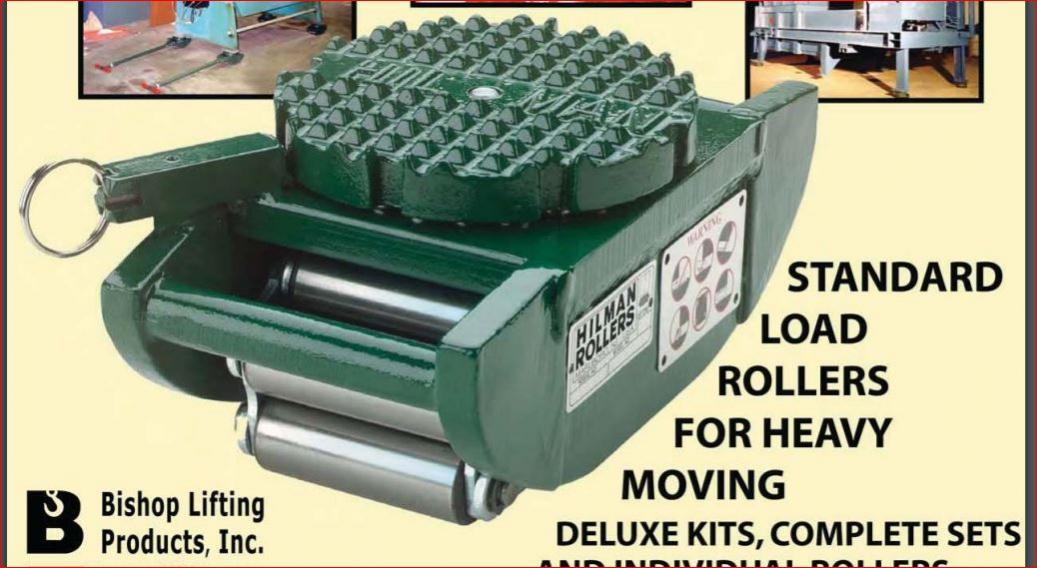how to use hilman rollers