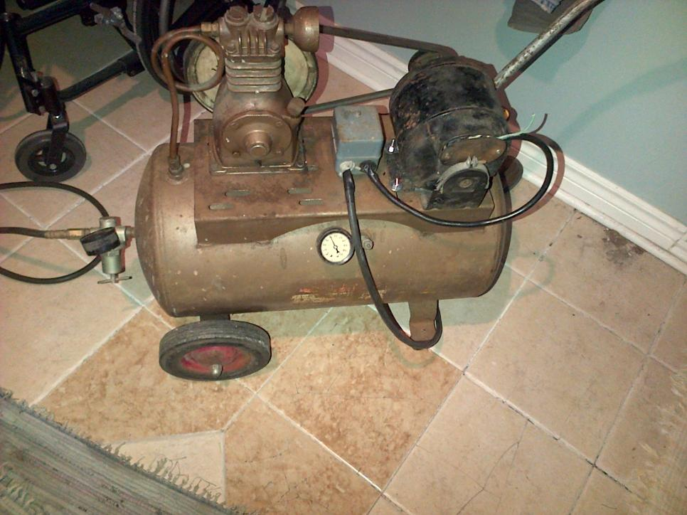 Old Air Compressors - Are They Better