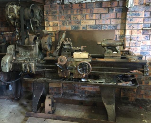 Australian lathe tools