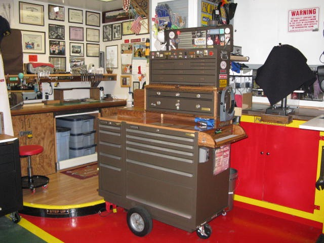 where are kennedy tool boxes made 2
