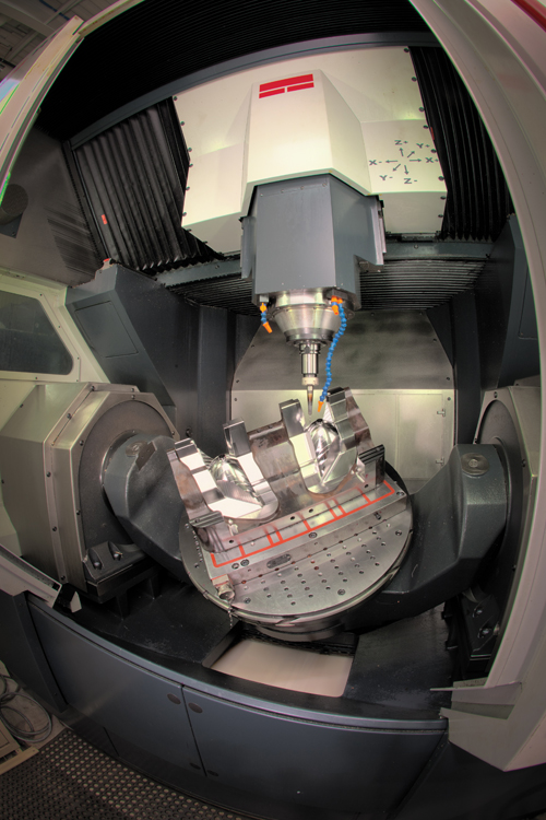 what type of advantage describes the ability of a machine to increase output