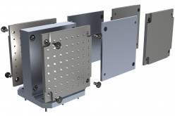 Quick Fixturing Change For Horizontals with Carr Lock® System
