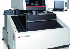 Mitsubishi Revolutionizes Wire EDM with Cylindrical Drive Technology