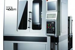 Revolutionary High Speed Electrode Machining Center Announced