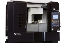 Makino Introduces V56i for Large Part Hardmilling of 50+ HRc