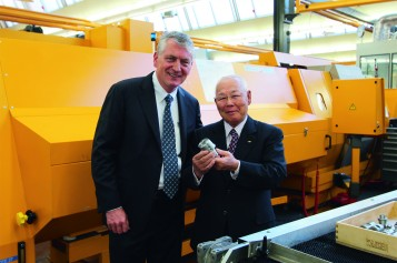 KAISER Precision Tooling strengthens alliance with BIG Daishowa