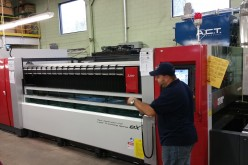 New Jersey Manufacturer Bolsters Capabilities with Addition of Mitsubishi Laser Cutting Machine