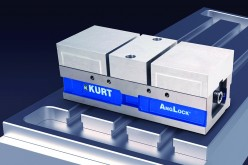 Kurt Positions 20 Workholding Options For Today's Shrinking  CNC Machining Centers