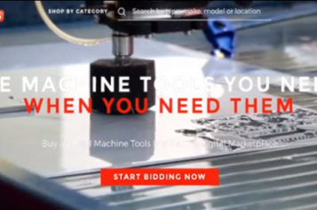 Machine Tool Bids Launches New Website for Manufacturers to Seamlessly Buy and Sell Surplus Equipment