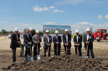 MC Machinery Systems, Inc. and Partners Hold Groundbreaking Ceremony