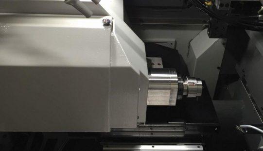 Advancing to Micromachining on a CNC Swiss Lathe