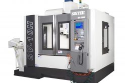 Spartan Precision Machinery Introduces New Sister SV-Series Vertical Machining Center Line