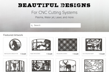 New CNC-Design Service Boosts Competitive Advantage of Small and Mid-Sized Fabrication Shops