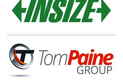 PRECISION INSTRUMENT MAKER INSIZE SIGNS WITH TOM PAINE GROUP FOR REPRESENTATION