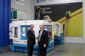 SST and JUNKER Group Enter Into New Sales Agreement