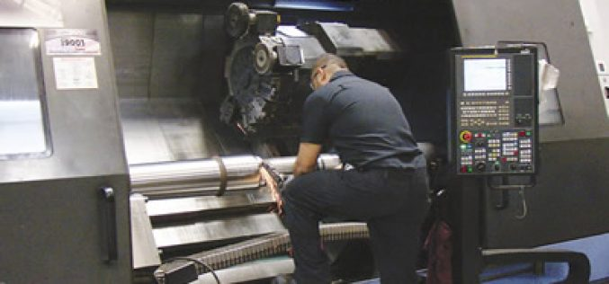 Machine shop expands and diversifies to meet customer needs