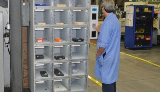 Inventory Storage, Distribution and Control Systems Boost Lean Manufacturing Efforts