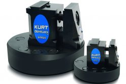 Kurt Introduces Two New DoveLock™ Dovetail Vises With Reversible Jaws For Holding Wider Range Of Part Blanks And Dovetail Widths