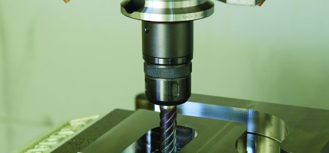 BIG KAISER Launches Slimmed-Down Milling Chuck for Precise, Powerful Cutting with Ø1/2