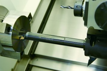 BIG KAISER Releases Smart Damper Specifically Designed for Turning